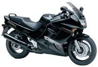 Honda  CBR 1000 F/DUAL