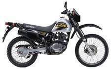 Suzuki  DR 125 SE