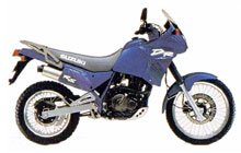 Suzuki  DR 650 RE/REU