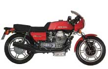 Moto guzzi 850 LE MANS /II