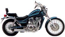 Suzuki  VS 600 GL/GLU INTRUDER