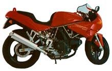 Ducati  400 SS JUNIOR