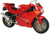 Ducati  888 STRADA