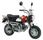 Honda  Z 50/J MONKEY