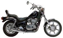 Kawasaki  EN 500
