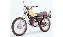 Yamaha  DT 125 E