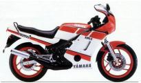 Yamaha  RD 350 F,N,YPVS