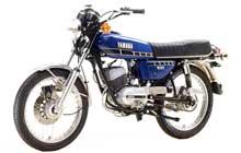 Yamaha  RS 100 DX