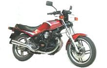 Yamaha  XS 400 DOHC