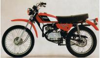 Yamaha  DT 50 M/MX