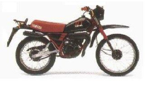 Yamaha  DT 50 MX-S