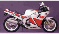 Yamaha  FZ 750 GENESIS