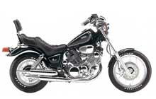 Yamaha  XV 1100 VIRAGO