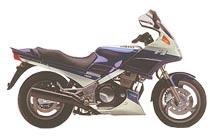 Yamaha  FJ 1200/ABS