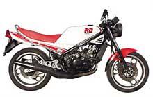 Yamaha  RD 350 LC YPVS
