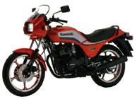 Kawasaki  GPZ 305 BD