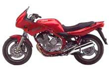 Yamaha  XJ 600 S/N DIVERSION