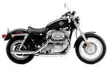 Harley-Davidson  SPORTSTER 883 STANDARD/DELUXE
