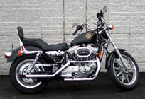 Harley-Davidson  SPORTSTER 883 DELUXE