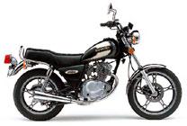 Suzuki  GN 125 R