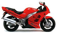 Suzuki  RF 600 R/RU