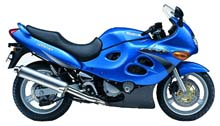 Suzuki  GSX 600 F/FU