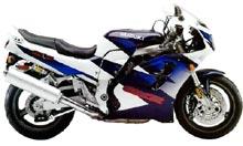 Suzuki  GSX-R 1100 W (S-T)
