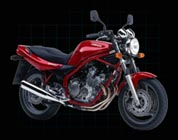 Yamaha  XJ 600 S/N DIVERSION