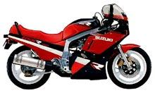 Suzuki  GSX-R 1100 (J)