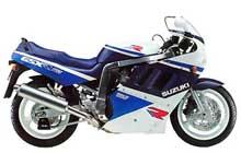 Suzuki  GSX-R 1100 (K)