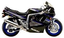 Suzuki  GSX-R 1100 (L)