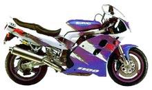 Suzuki  GSX-R 1100 (M-N)