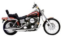Harley-Davidson  DYNA WIDE GLIDE (EVOLUTION)