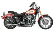 Harley-Davidson SUPER GLIDE II