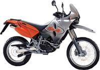 KTM  640 LC4-E ADVENTURE R