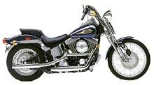 Harley-Davidson  SOFTAIL SPRINGER (EVOLUTION)