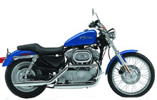 Harley-Davidson  SPORTSTER CUSTOM 53