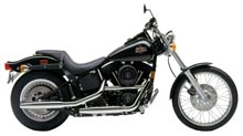 Harley-Davidson  SOFTAIL NIGHT TRAIN (EVOLUTION)