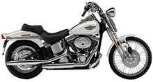 Harley-Davidson  SOFTAIL SPRINGER (TWIN CAM)