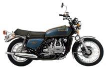 Honda GL 1000 K0-K2 GOLD WING