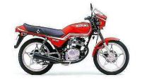 Suzuki  GS 125 E