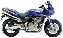 Honda  CB 600 F/S HORNET
