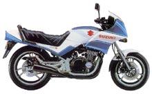 Suzuki  GSX 550 EF/ES/EU
