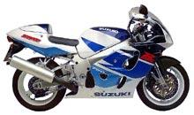 Suzuki  GSX-R 750 INJECTION
