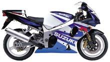Suzuki  GSX-R 1000 K1/K2